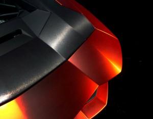 Detaillierte Aufnahmen machen Lust auf mehr: Dieser Lamborghini Aventador ist einzigartig, soviel steht fest.