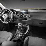 Mercedes-Benz X-Klasse – Interieur, Ausstattungslinie PROGRESSIVE   Mercedes-Benz X-Class – Interior, design and equipment line PROGRESSIVE